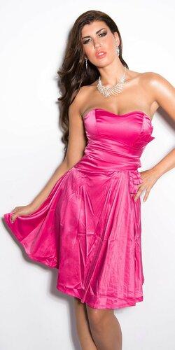 Dámske korzetové šaty