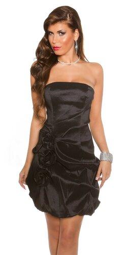 Družičkovské šaty | Čierna
