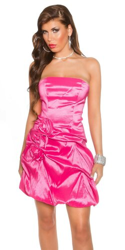 Družičkovské šaty Ružová