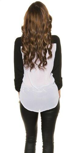 Dámska KouCla košeľa | Čierna