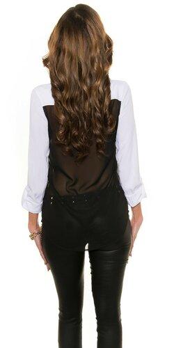 Dámska KouCla košeľa | Biela
