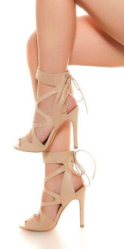 Dámske letné sandálky