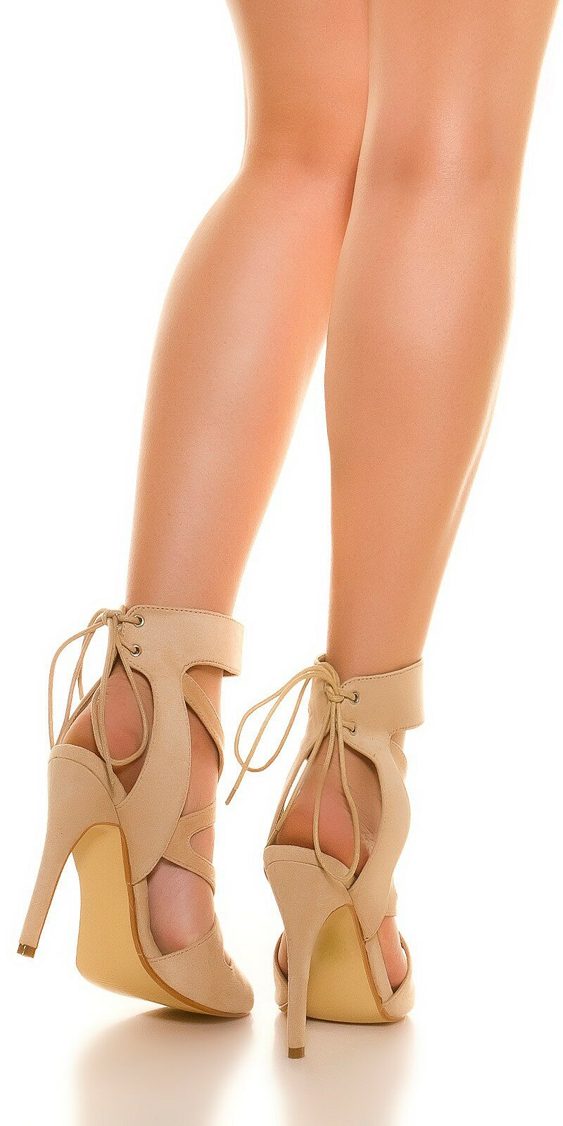 Dámske letné sandálky Béžová  Dámske letné sandálky Béžová ... 52397260314