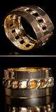 Dámsky štýlový náramok Zlatá