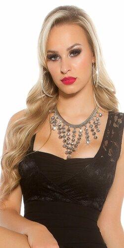 Štýlový dámsky náhrdelník