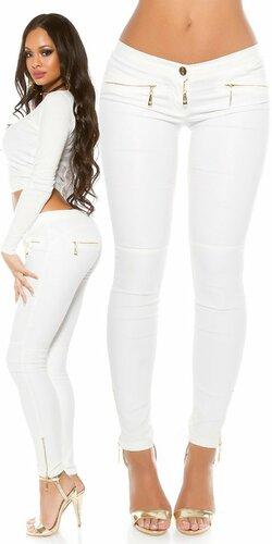 Sexy KouCla nohavice koženého vzhľadu