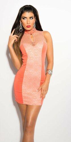 Dámske mini šaty ,,exclusive look,,