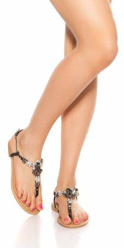 Kamienkové letné sandále