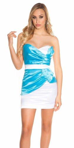Štýlové dámske koktejlové šaty
