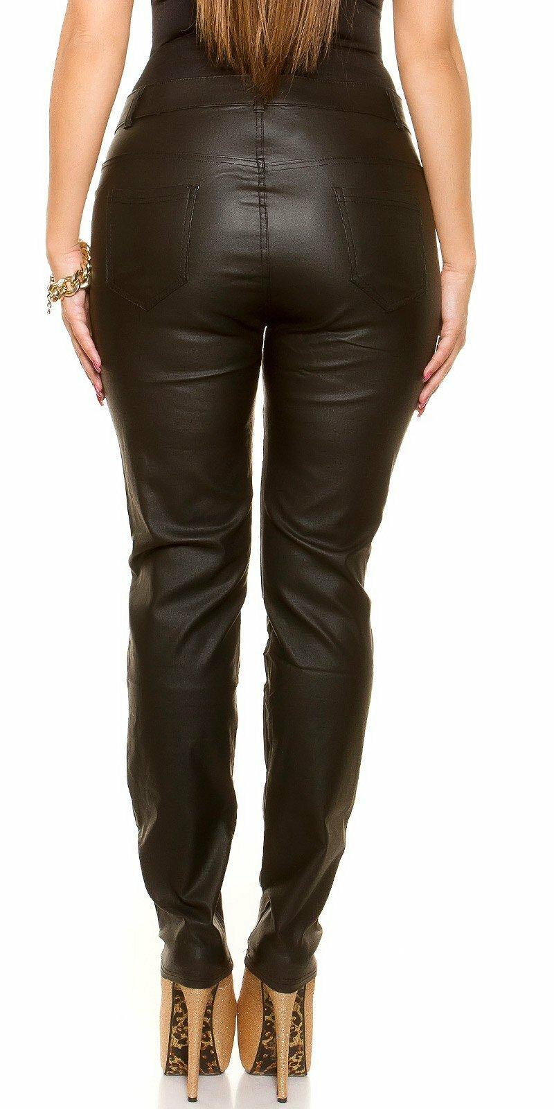 83c77ef2af01 Kožené nohavice pre moletky  Veľkosť 40 (L) Farba Čierna