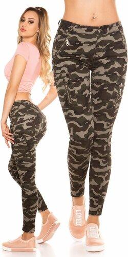 Army nohavice Maskáčová