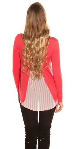 Módny sveter | Koralová