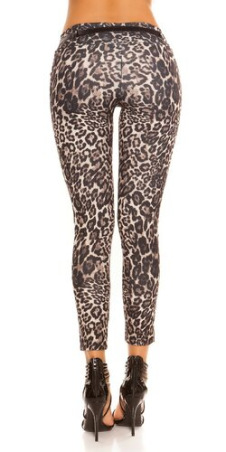 KouCla leopardie tregíny Leopard