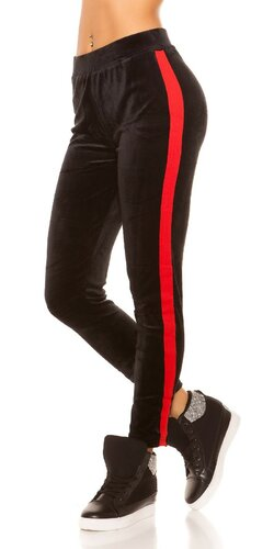 Čierne Nicki Leggings