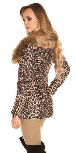 Leopardí kabát Leopard