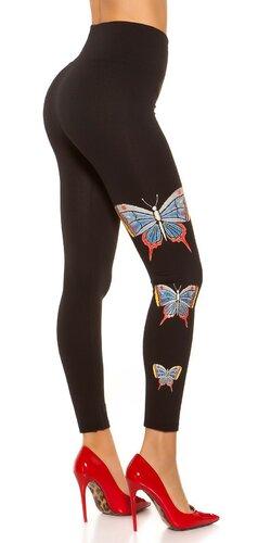 Termo legíny s motýľmi