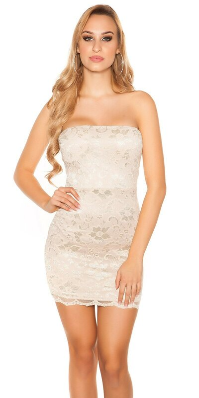 5014437382bd Čipkované mini šaty - NajlepsiaModa.sk