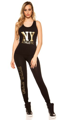 """Športový outfit """"NY ATHLETIC"""""""