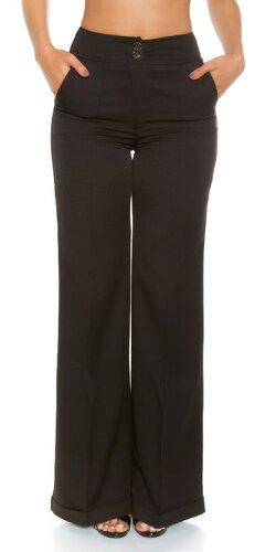 Marlene nohavice | Čierna