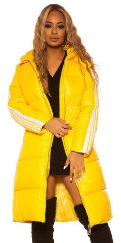 Maxi dlhá zimná bunda