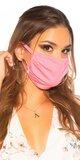 Jednofarebné ochranné rúška 8ks balenie Mix