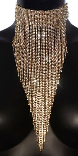Maxi kamienkový náhrdelník