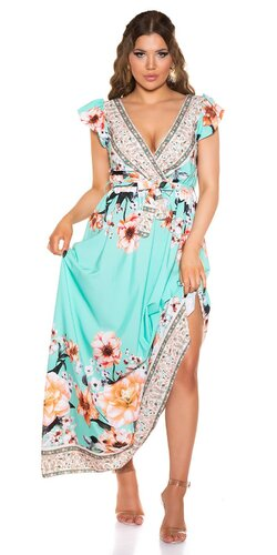 Rozprávkové šaty na leto