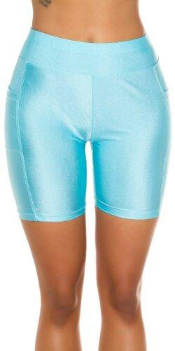 Športové šortky s vreckami
