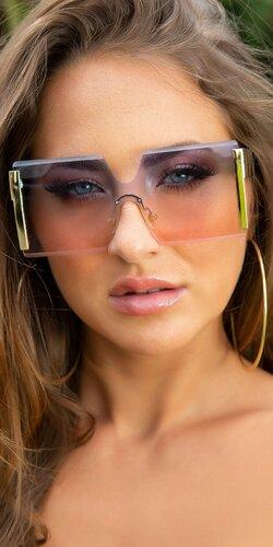 Letné okuliare pre ženy Modrá